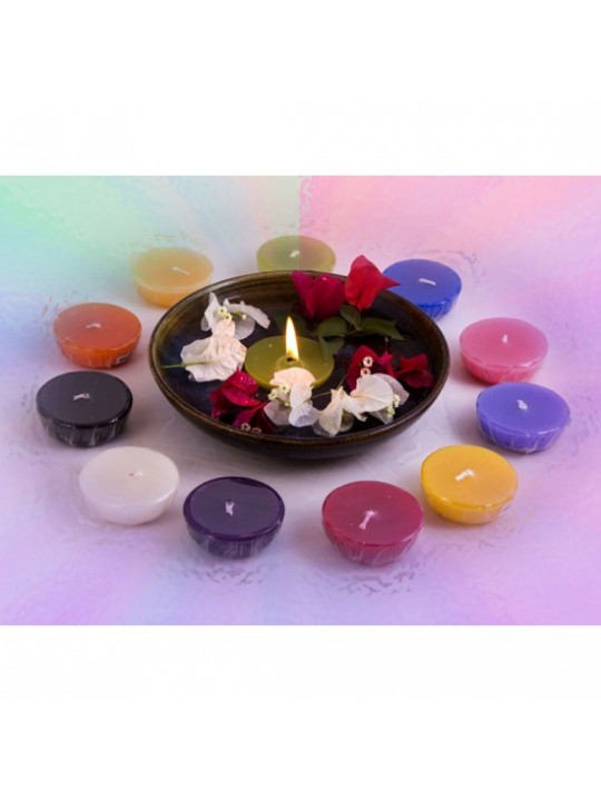 Perfumed Floating Candles