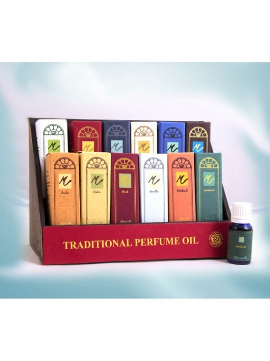 Traditional Perfumed Oil