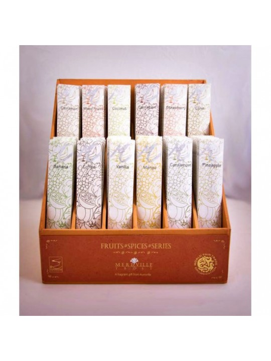 Fruit & Spice Incense