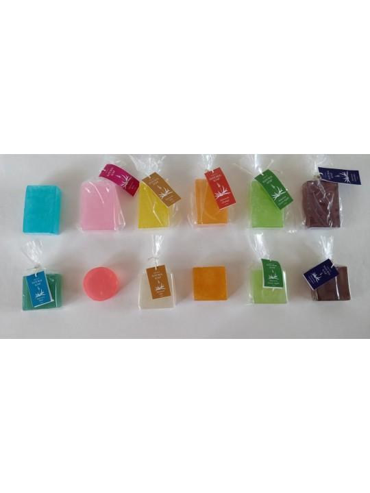 Aloevera Transparent Soaps